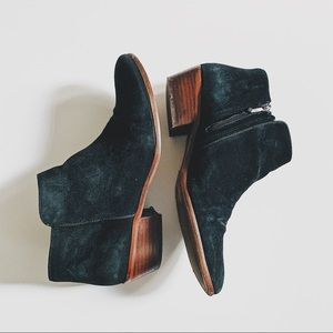 Sam Edelman • Petty ankle booties with wood heel